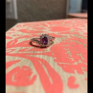 Jewelry - Amethyst Ring